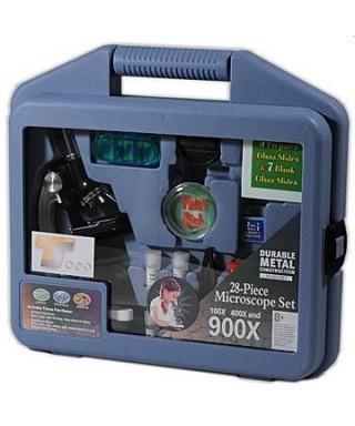 Microscopio e kit esperimento 100-900x -- TSMXMP3