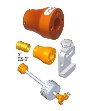 Boccola per asta contrappeso Geoptik 32mm -- 30A254