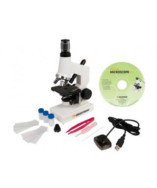 CM44320-DS -- Microscopio Biologico con webcam digitale