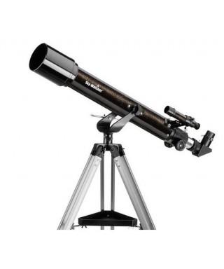 Telescopio SkyWatcher Mercury 60/700 completo di montatura Altazimutale AZ2 e valigia rigida in ABS -- SK60700-R