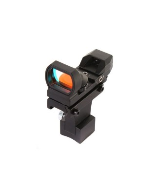 Cercatore starpointer Red dot con supporto -- PLLCERED