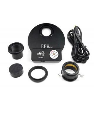 """ZWO EFWmini (5 x 1,25 """"o 5 x 31 millimetri) -- EFW mini"""