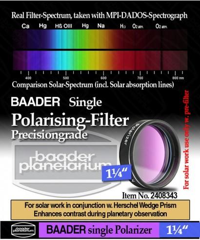 BP2408343 -- Filtro polarizzatore