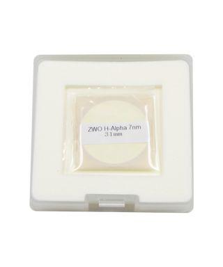 ZWO-Ha7nmD31 -- ZWO Filtro interferenziale 31mm 7nm Ha