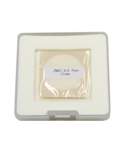 ZWO Filtro interferenziale 31mm 7nm SII