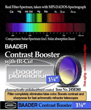 "Baader Filtro Contrast Booster da 1¼"" (31.8mm) -- BP2458360"