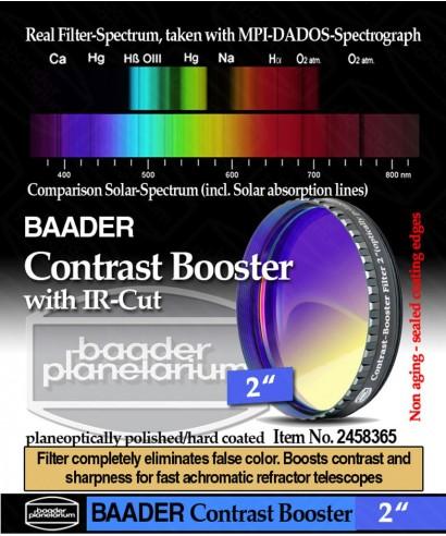"Baader Filtro Contrast Booster da 2"" (50.8mm) -- BP2458365"
