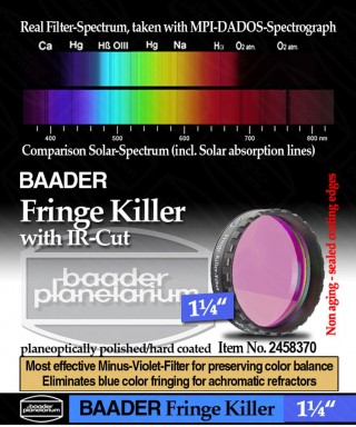 "Baader Filtro Fringe Killer da 1¼"" (31.8mm) -- BP2458370"