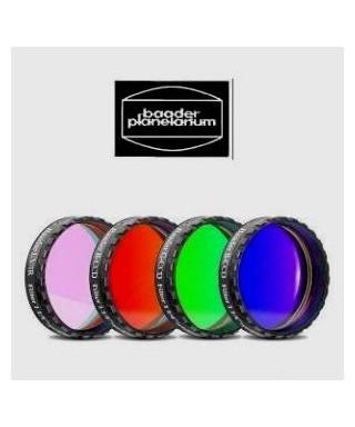 "Baader Set di Filtri LRGB da 1¼"" (31.8mm) -- BP2458350"