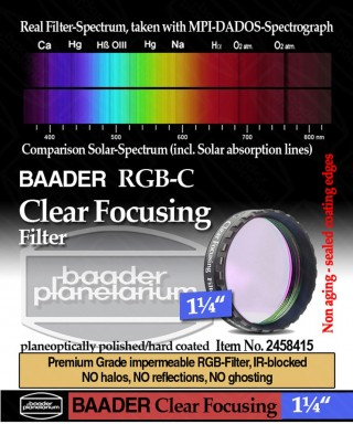 Filtro C (clear) -- BP2458415