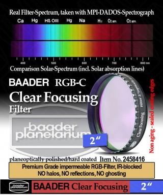 Filtro C (clear) -- BP2458416