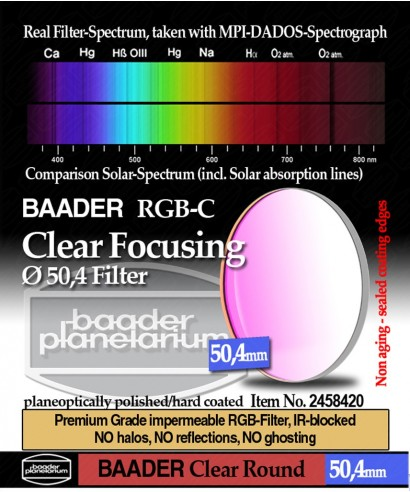 Filtro C (clear) -- BP2458420