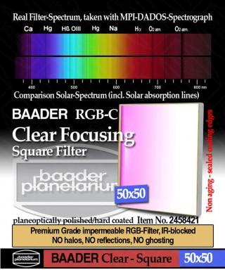 Filtro C (clear) -- BP2458421