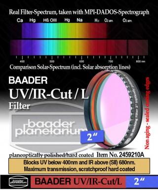 BP2459210A -- Baader Filtro UV/IR-Cut