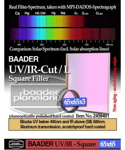 BP2459401 -- Filtro UV/IR-Cut