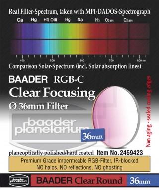 Filtro C (clear) -- BP2459423