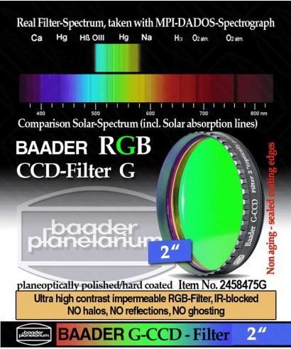 Baader Filtro Verde -- BP2458475G