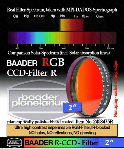 Baader Filtro Rosso -- BP2458475R
