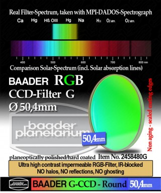 Filtro Verde -- BP2458480G