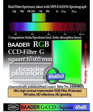 BP2458490G -- Filtro Verde