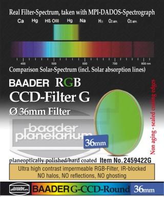 BP2459422G -- Filtro Verde