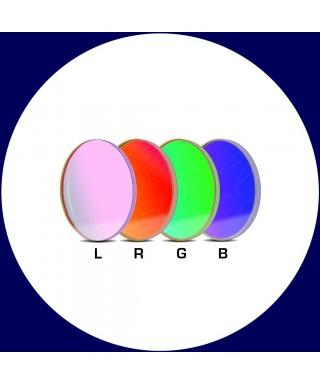 Baader Set di filtri LRGB parafocali da 50.4mm, per CCD -- BP2458482