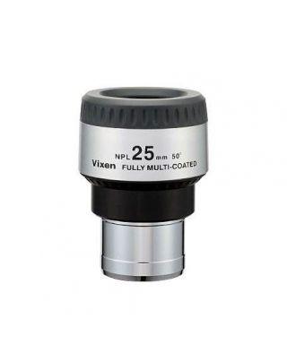 VX-39207 -- Oculare Plössl Vixen NPL 25 mm