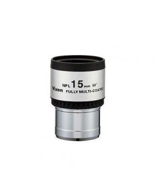 VX-39205 -- Oculare Plössl Vixen NPL 15 mm