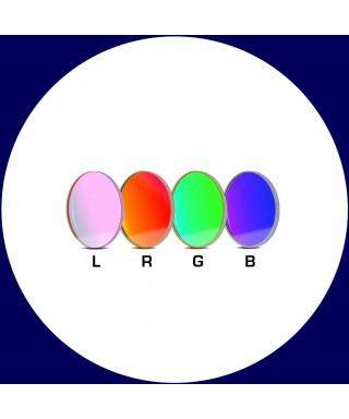 Baader Set di filtri LRGB parafocali diametro 36mm round