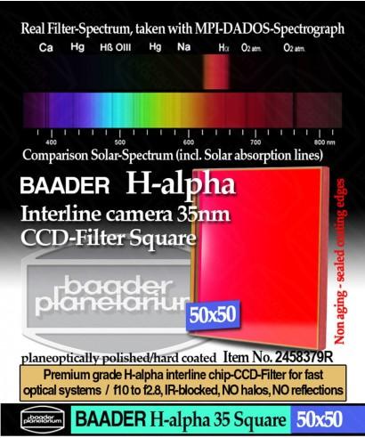 H-Alpha 35nm -- BP2458379R