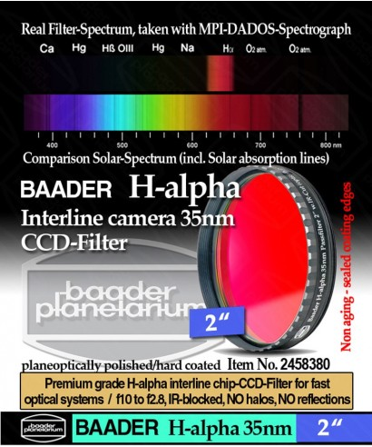 Baader H-Alpha 35nm -- BP2458380