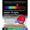 """Baader Filtro H-alpha da 1¼"""" (31.8mm) di diametro, per CCD"""