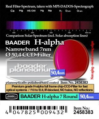 H-Alpha 7nm -- BP2458383