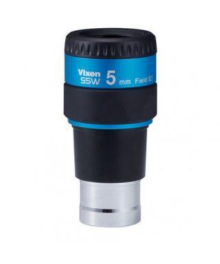 "Oculare Vixen SSW 83° 5 mm, barilotto 1.25"" / 31.8 mm"