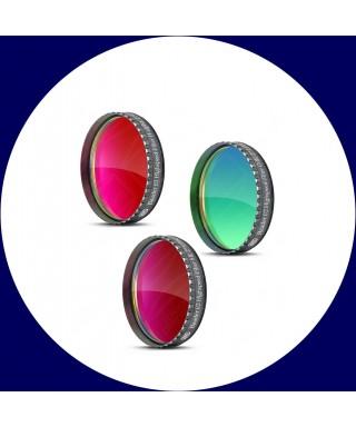 """Set Filtri Baader f/2 Highspeed H-alpha, O III, S II da 2"""" -- BP2459400"""