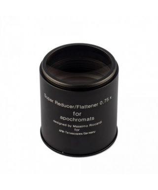 Riduttore di focale APM Riccardi 0.75x versione filettatura M82 -- APM-RIRED-M82-LARGE