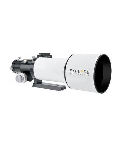 "EXPLORE SCIENTIFIC ED APO 80mm f/6 FCD-1 Alu 2"" R&P Focuser"