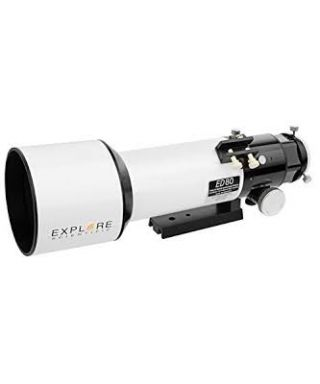 EXPLORE SCIENTIFIC ED APO 80mm f/6 FCD-100 Alu HEX