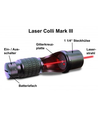 BP2450343 -- Baader Laser-ColliTM Mark III Collimatore