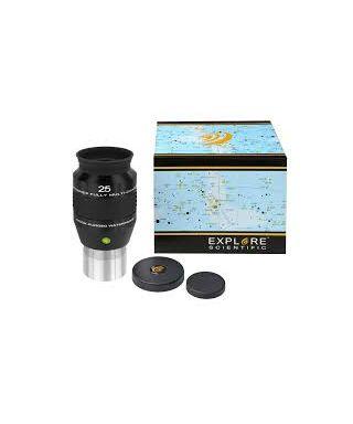 """EXPLORE SCIENTIFIC 100° N2 Oculare 25mm (2"""")"""