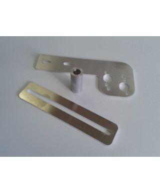 Piastra e cilindro per focheggiatori -- AMCSEL06