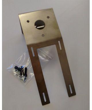 Staffa di montaggio AAG e anemometro