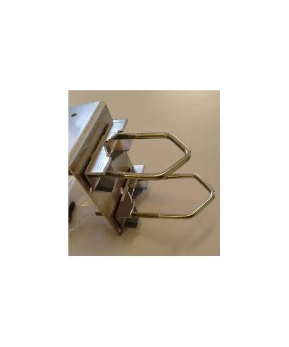 AMCAAG02 -- Staffa di montaggio AAG e anemometro con Ganci U
