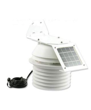 DW-6832 -- Sensore temperatura-umidità con schermo solare ventilato
