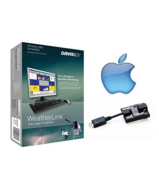 DAVIS WEATHERLINK PER MAC OS X