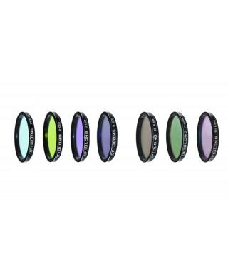 """LRGBSHO-1 -- Optolong Set filtri LRGB+HA 7nm, SII 6.5nm, OIII 6.5nm da 1,25"""""""