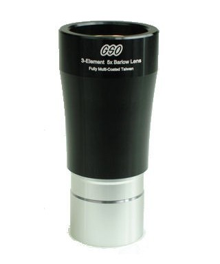GSO5X -- GSO BARLOW APO TRIPLETTO 5X 31,8MM