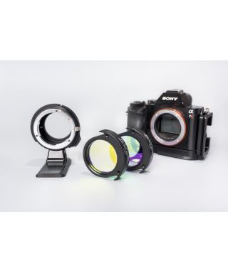 "Optolong Filtro 2"" L-PRO+UHC+EF Ring Adapter per Sony"