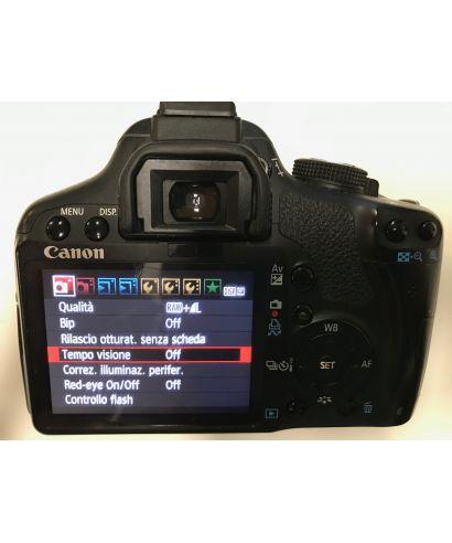 Canon 550D modificata Baader