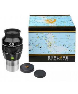 """EXPLORE SCIENTIFIC 82° Ar Oculare 6,5mm (1.25"""") -- 0218865"""
